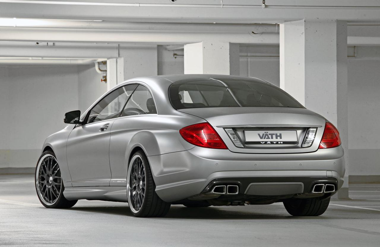 2012 mercedes benz cl 63 amg v63s by vath performancedrive for Mercedes benz cl63