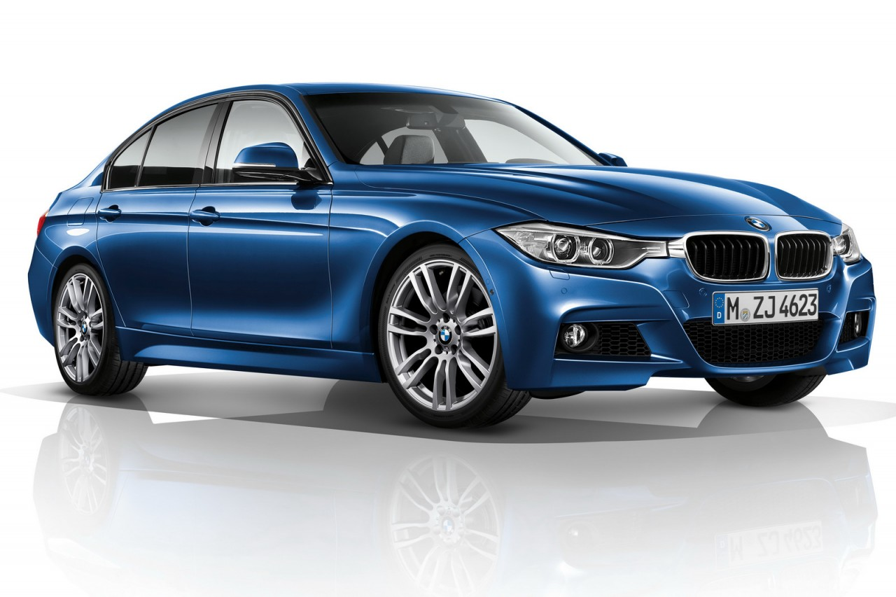 2012 bmw 3 series m sport package unveiled performancedrive. Black Bedroom Furniture Sets. Home Design Ideas