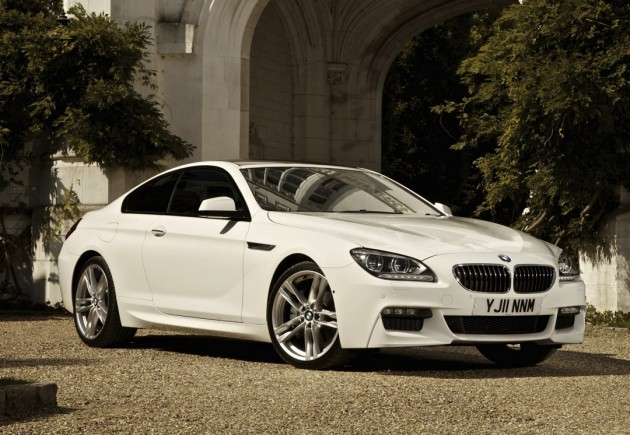 BMW D Coupe BMW I Coupe And BMW I Coupe Announced - 640i bmw coupe