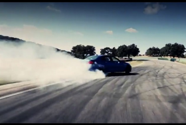 Video: 2012 BMW M5 review by Totalcar