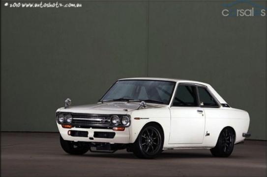 For Sale 1971 Datsun 1600 Sss Coupe Performancedrive
