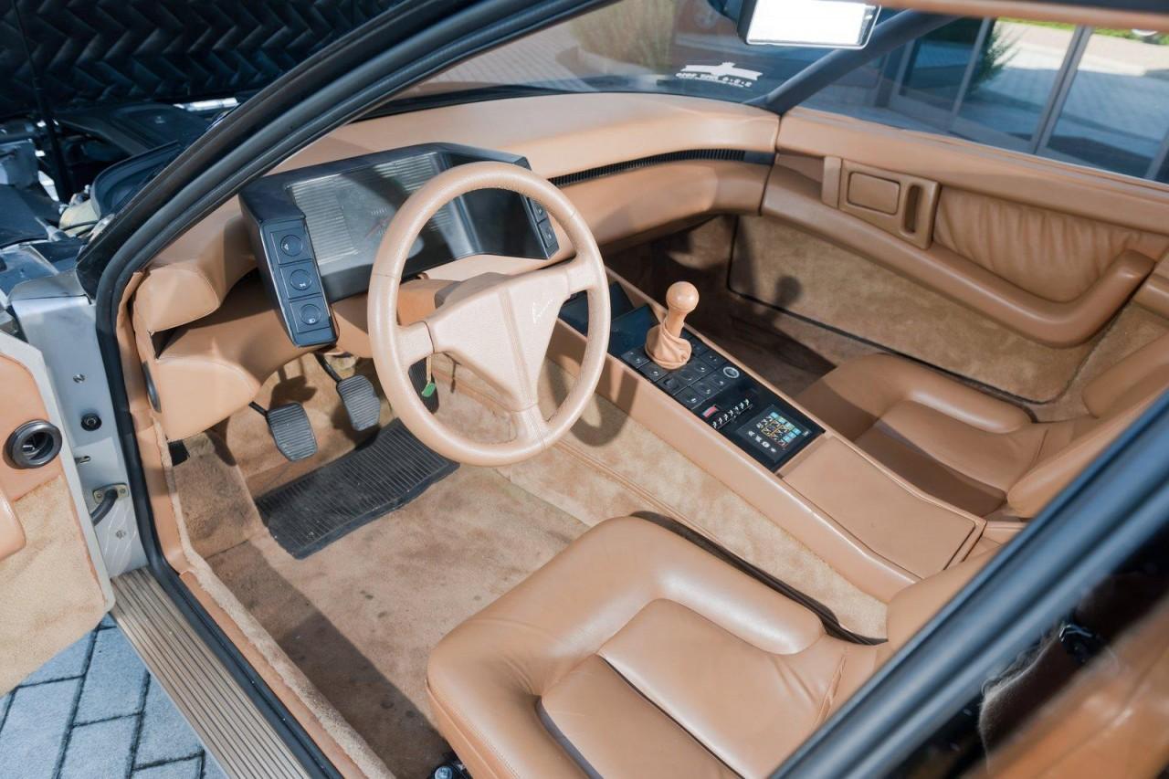 For Sale: Ferrari Pinin concept - first ever four-door Ferrari ...