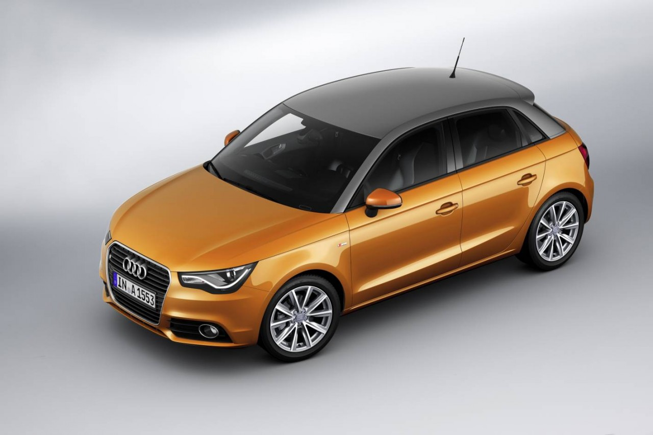 2012 audi a1 sportback five door in australia mid 2012 performancedrive. Black Bedroom Furniture Sets. Home Design Ideas