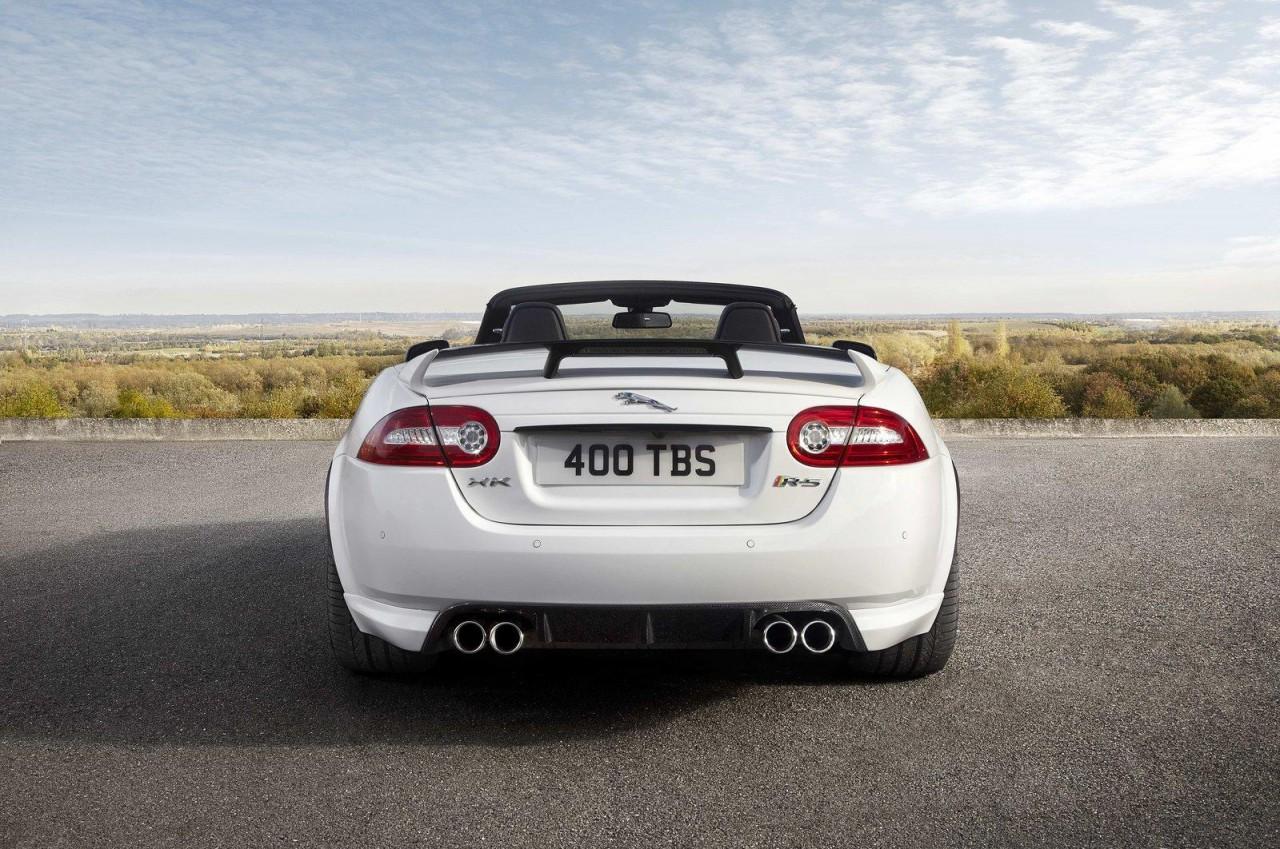 2012 jaguar xkr s convertible unveiled ahead of la show performancedrive. Black Bedroom Furniture Sets. Home Design Ideas