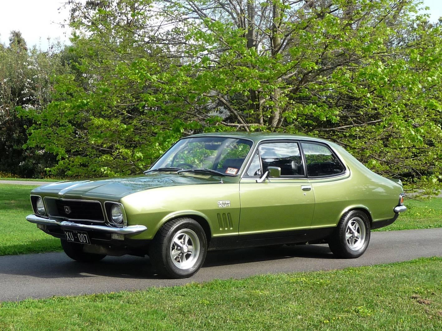 1972 Holden Torana Xu 1
