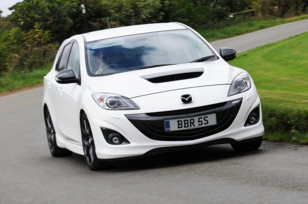 bbr mazda3 mps tune with up to 257kw performancedrive. Black Bedroom Furniture Sets. Home Design Ideas