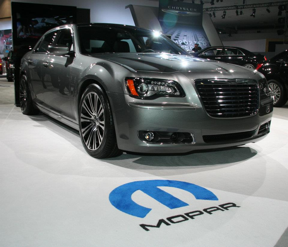 Chrysler 300 426S Concept With 426 HEMI At LA Show
