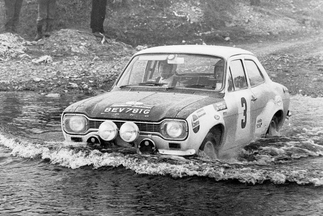 Ford of Britain 100: Image of the Week - Ford Escort Tw...