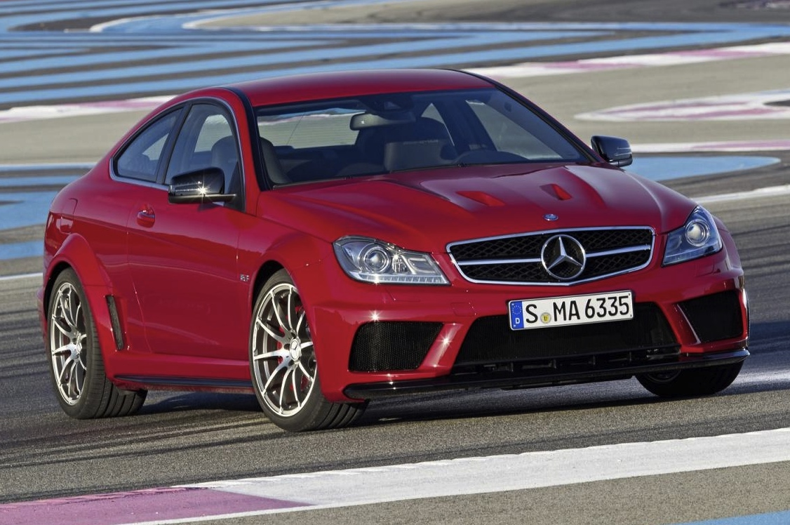 Mercedes benz c 63 amg coupe black series price announced for Mercedes benz c amg price
