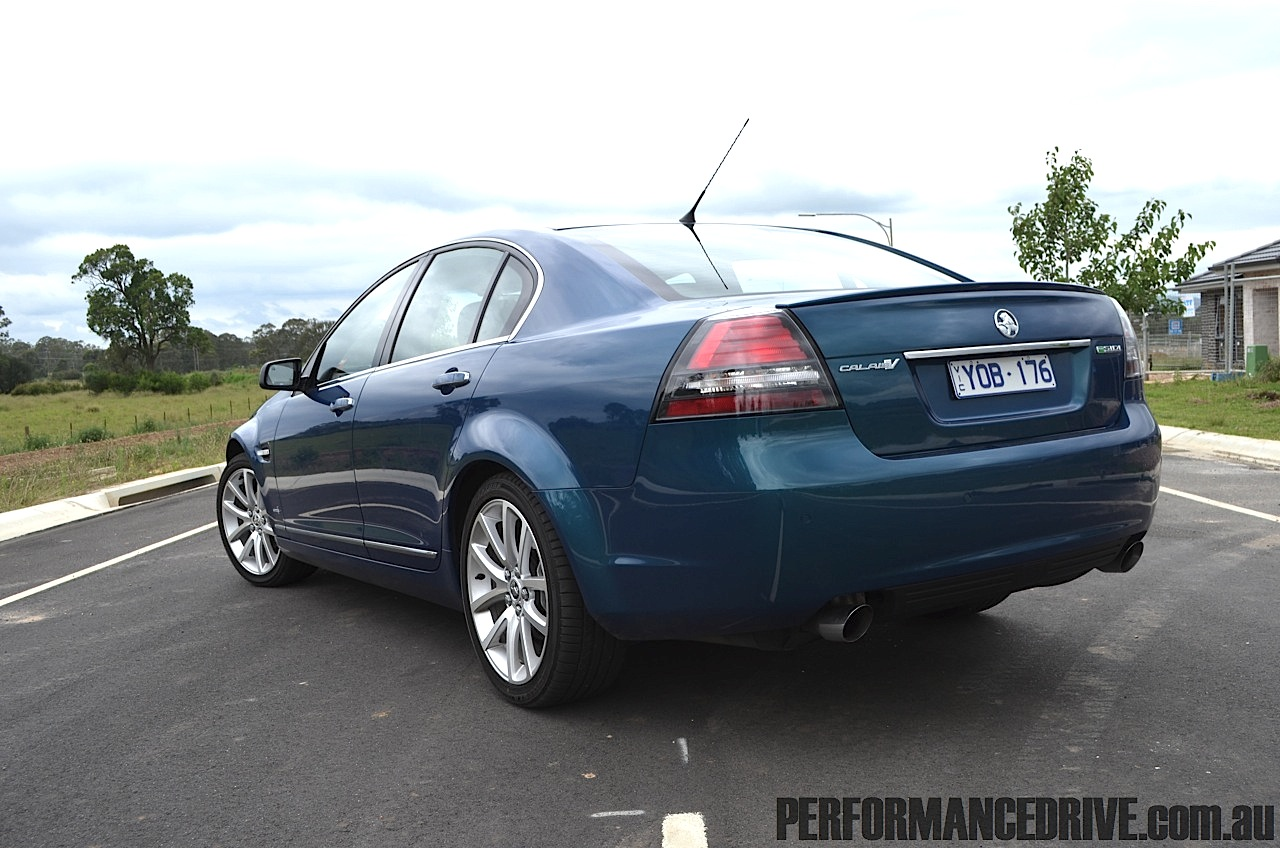 2012 Holden Calais V Ve Series Ii V6 Review Quick Spin