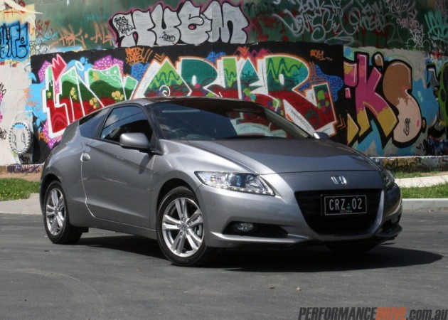 2012 Honda Cr Z Luxury Review Quick Spin Performancedrive