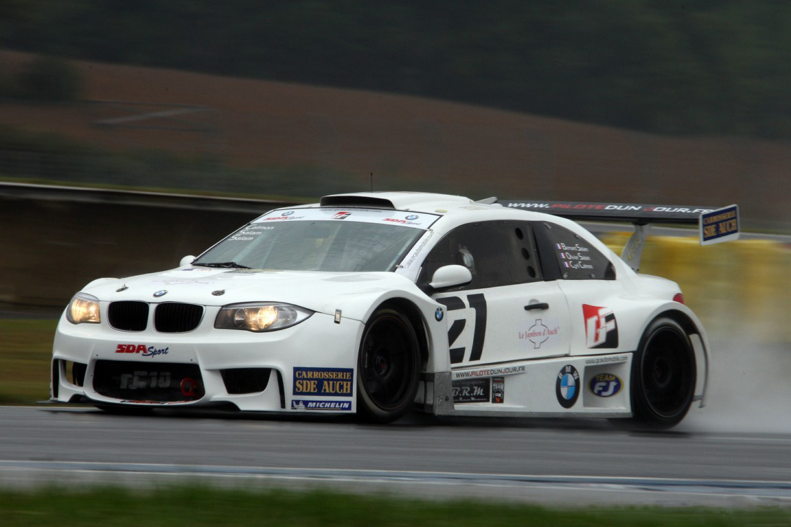 GC10-V8 BMW 1 Series M Coupe widebody race car - video ...