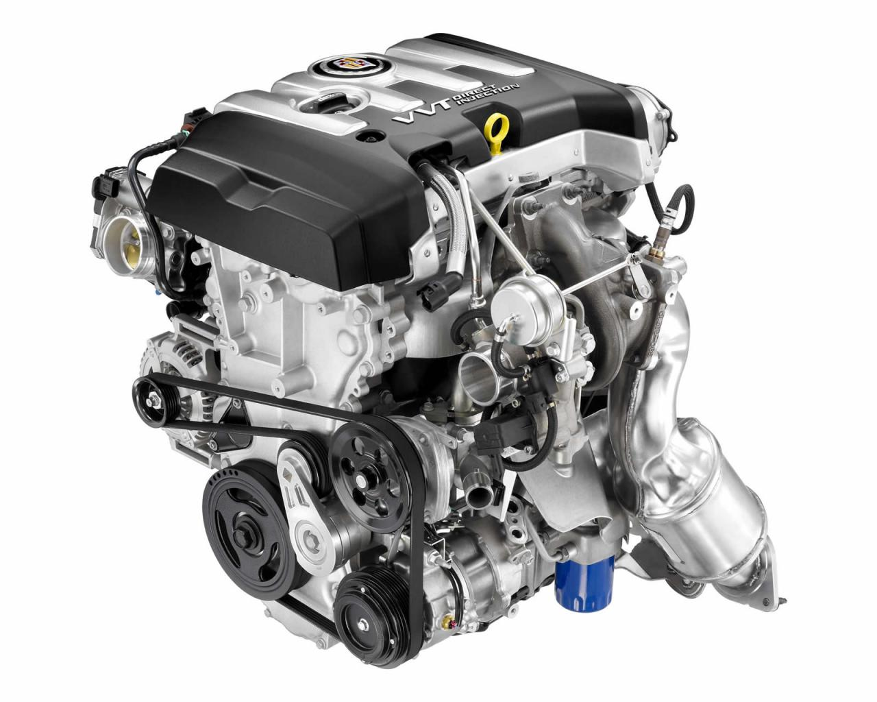 2013 Cadillac Ats 2.0 L Turbo >> GM 2.0-litre turbo engine unveiled - destined for future ...