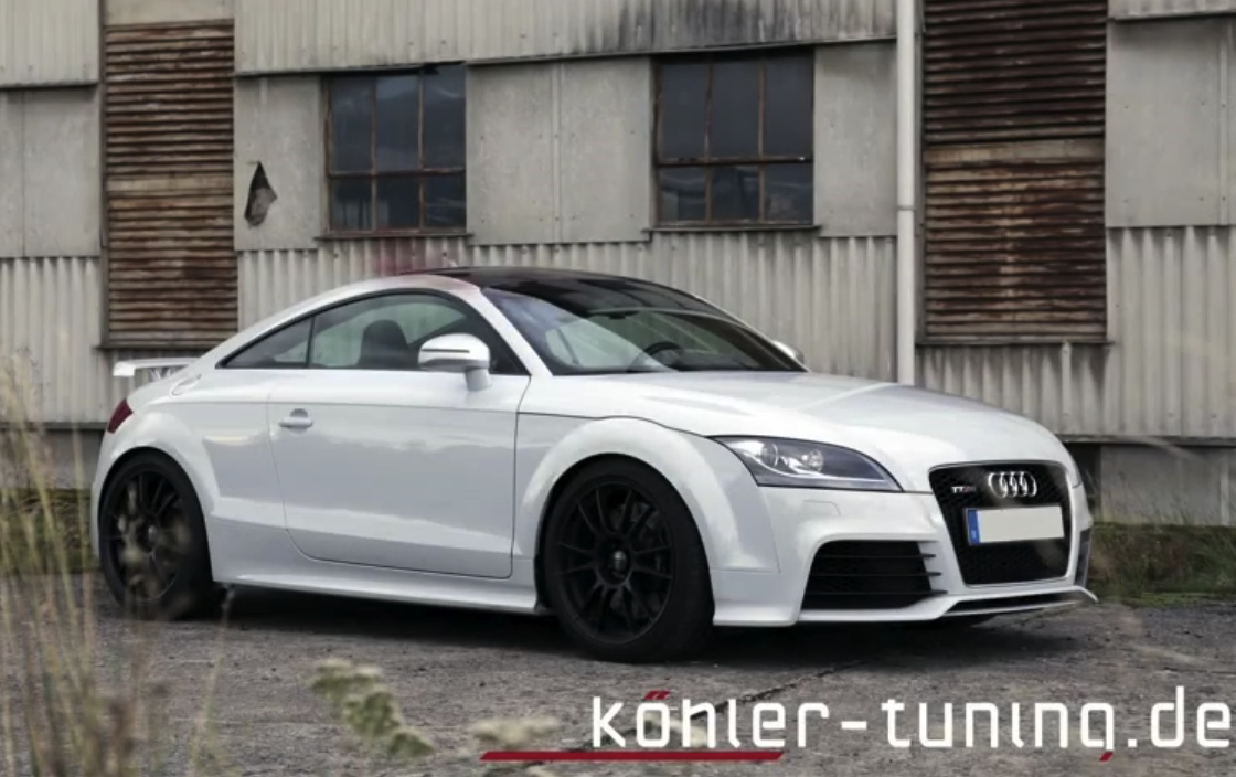 kohler tuning audi tt rs. Black Bedroom Furniture Sets. Home Design Ideas