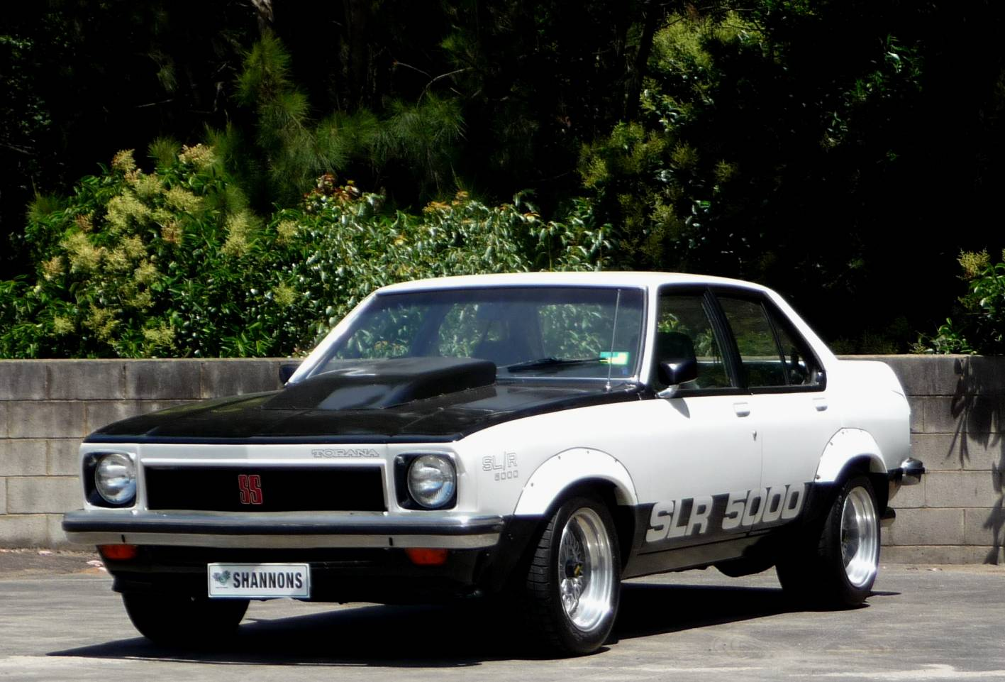 1978 Holden Lx Torana Slr 5000