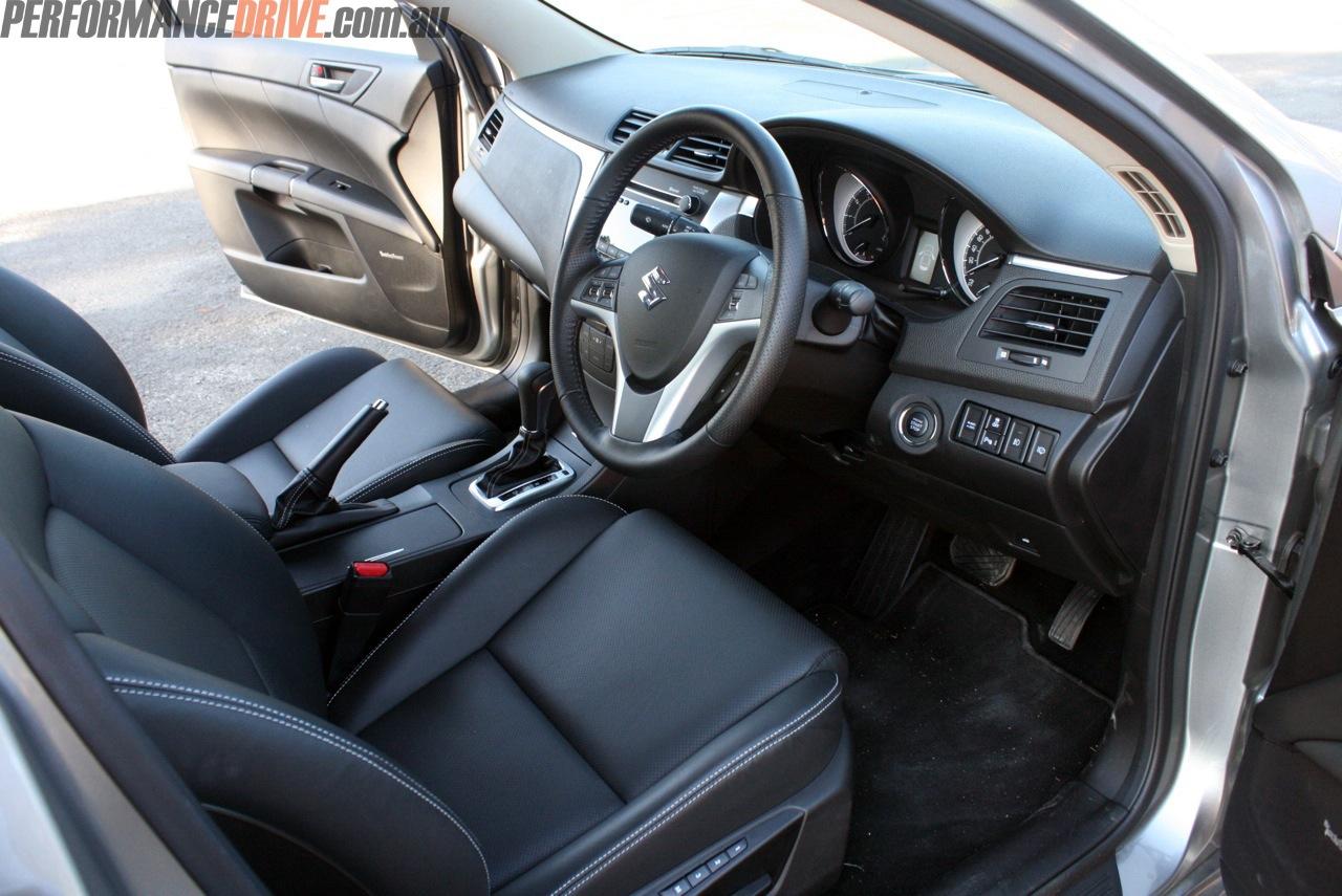 2012 Honda Accord Euro Vs Suzuki Kizashi Sport Comparison