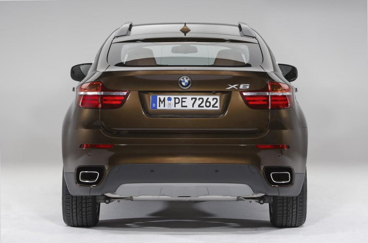 2012 Bmw X6 Facelift Unveiled In Australia Q3