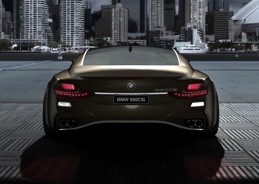 BMW 860 CSI http://performancedrive.com.au/new-bmw-8-series-860csi ...