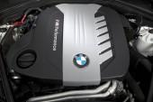 BMW M550d-engine