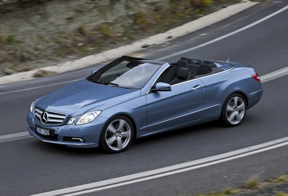 Mercedes benz e class cabriolet for 2012 mercedes benz e350 convertible