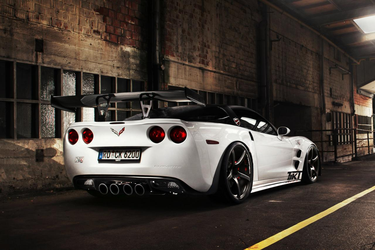 tikt chevrolet corvette zr1 tripple x kit with 566kw performancedrive. Black Bedroom Furniture Sets. Home Design Ideas
