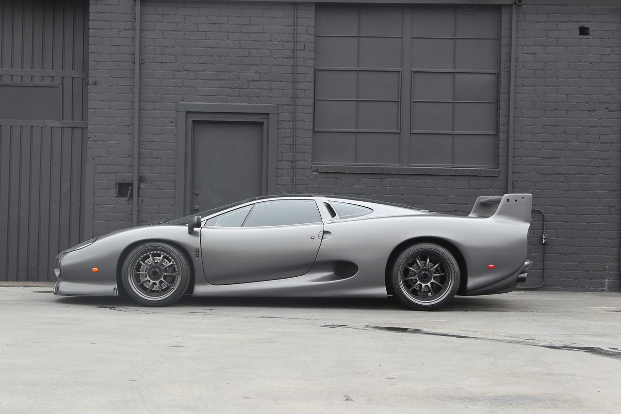 For Sale Twr Jaguar Xj220s Tuned With 700hp