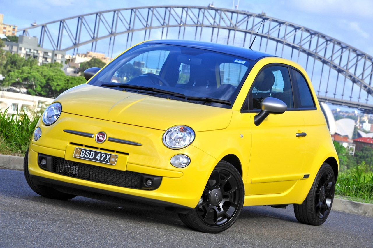 2012 fiat 500 twinair two cylinder turbo on sale in australia performancedrive. Black Bedroom Furniture Sets. Home Design Ideas