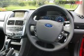 2012 Ford Falcon G6 EcoLPi