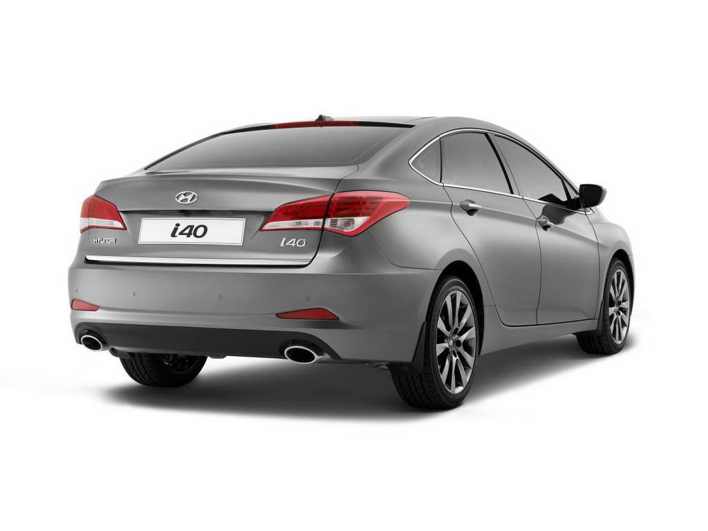 2012 Hyundai i40 sedan – PerformanceDrive