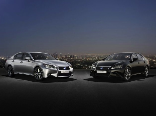 The New gs 250 Means Lexus is
