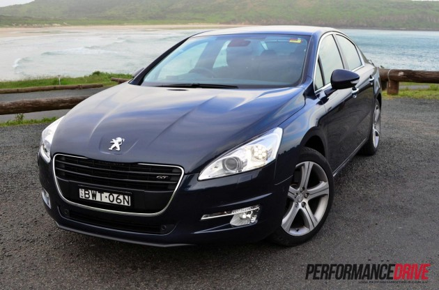 2012 peugeot 508 gt review performancedrive. Black Bedroom Furniture Sets. Home Design Ideas