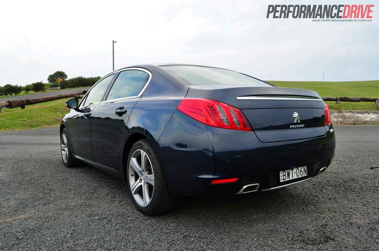 Nieuwe met een 508 - Peugeot Meeting