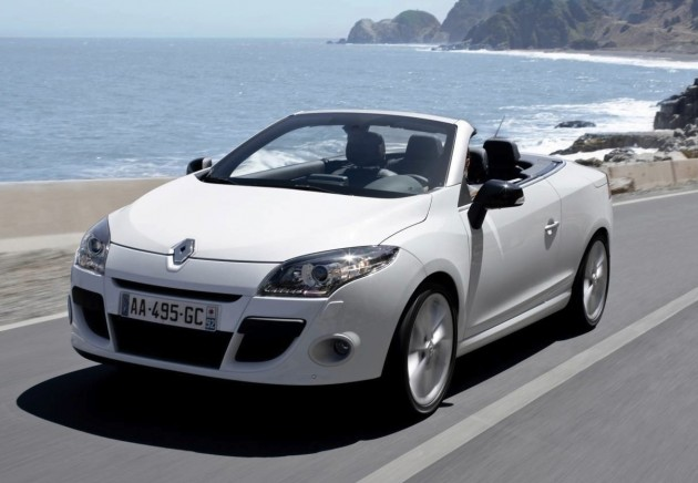 renault megane coupe cabriolet summer edition annouced for australia performancedrive. Black Bedroom Furniture Sets. Home Design Ideas