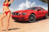 Ford Mustang Dalena Henriques