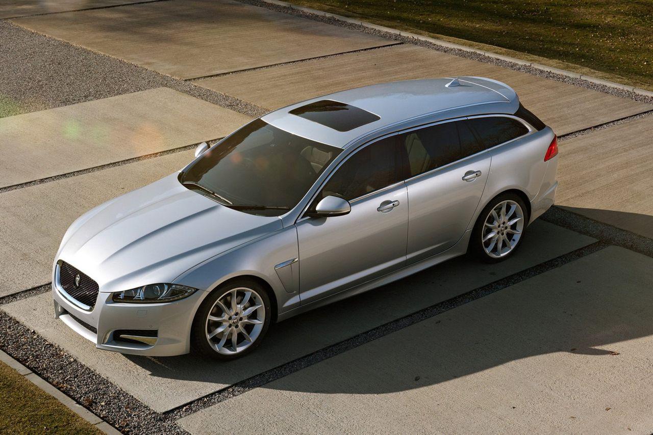 jaguar xf sportbrake wagon revealed in official images performancedrive. Black Bedroom Furniture Sets. Home Design Ideas