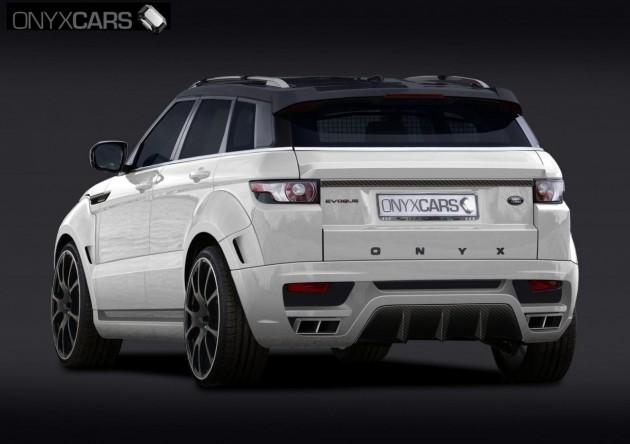 onyx concept range rover evoque upgrade kit performancedrive. Black Bedroom Furniture Sets. Home Design Ideas
