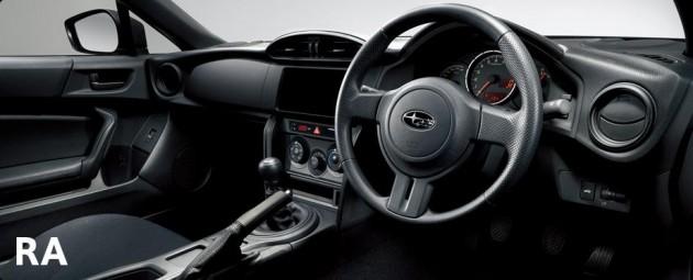 Subaru brz ra and toyota gt 86 rc lightweight versions for 02 wrx door speaker size