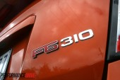 2012 FPV F6 MkII boot badge