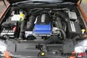 2012 FPV F6 MkII engine