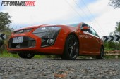 2012 FPV F6 MkII front