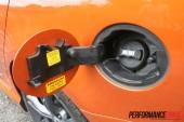 2012 FPV F6 MkII fuel cap