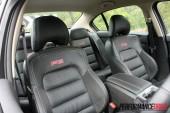 2012 FPV F6 MkII interior
