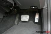 2012 FPV F6 MkII pedals