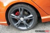 2012 FPV F6 MkII rear brakes