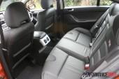 2012 FPV F6 MkII rear seats