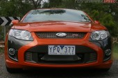2012 Ford FPV F6 MkII front