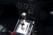 2012 Mitsubishi Lancer VRX Sportback gear lever