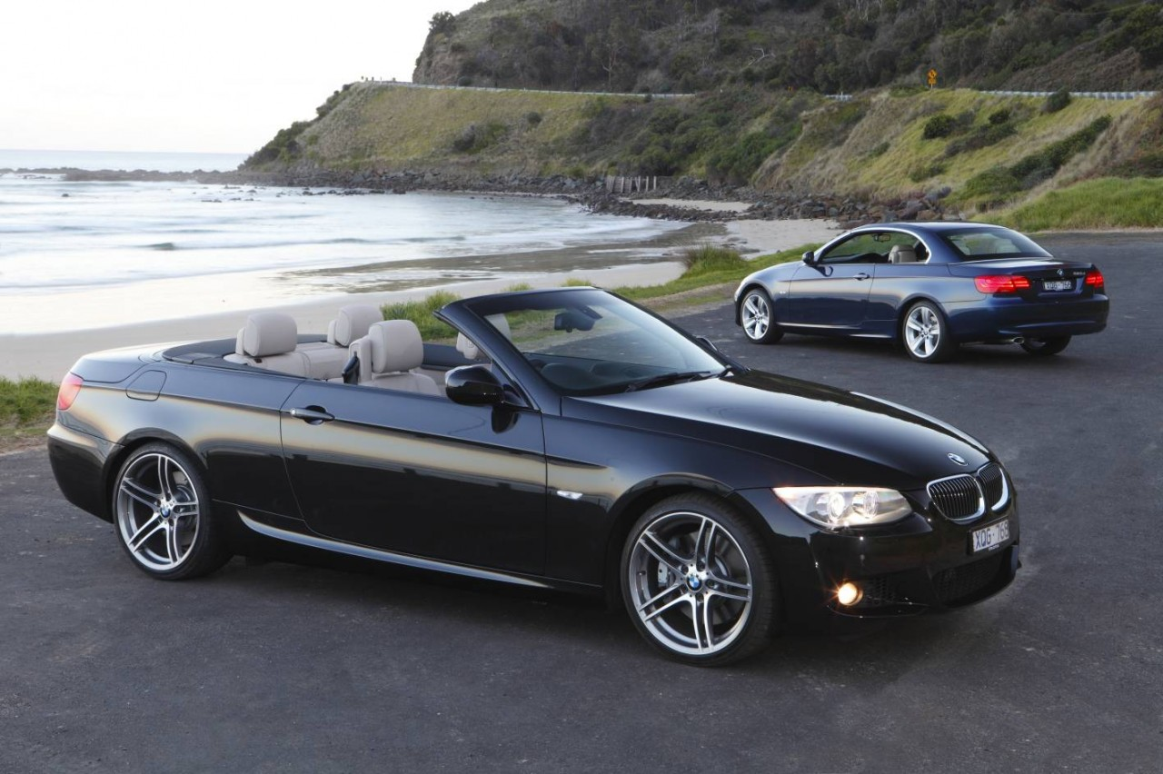 bmw 3 series coupe and convertible now with added value performancedrive. Black Bedroom Furniture Sets. Home Design Ideas