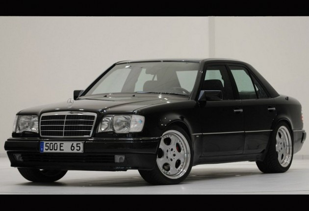 For Sale: Brabus 6.5 Mercedes-Benz E 500 with 252km on the clock