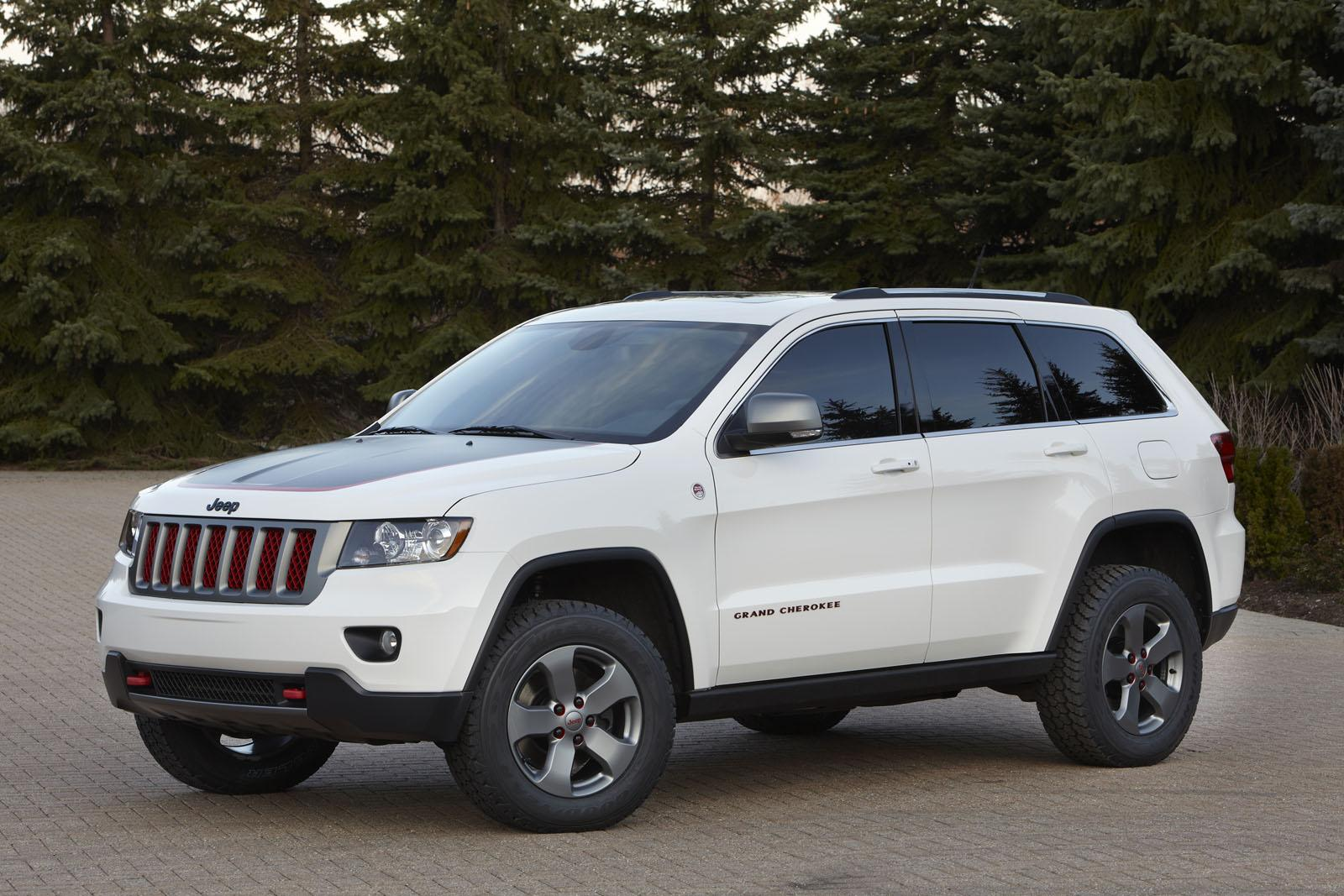 Jeep Grand Cherokee Trailhawk Concept on Jeep Grand Cherokee Trailhawk Engine